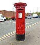 Post box on Wavertree Road.jpg