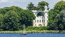 Schloss Pfaueninsel (Quelle: Wikimedia)