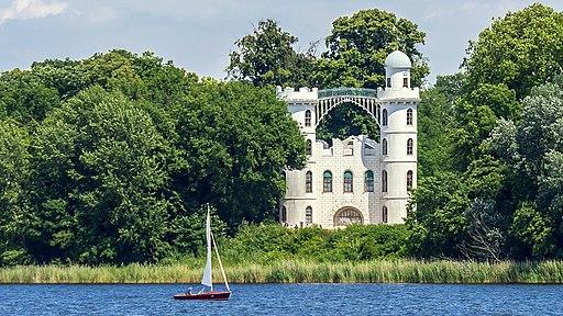Potsdam Schloß Pfaueninsel