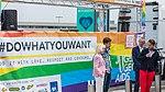 Präsentation Paradetruck Jugend gegen AIDS zur ColognePride 2018 am Köln Bonn Airport-7230.jpg