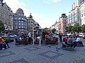 Praha, Václavské náměstí, Café Tramvaj.jpg