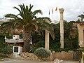 Praia na provincia de Tarragona (restos romanos).JPG