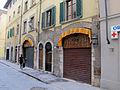 Prato, via cambioni 21, resti medievali 01.JPG
