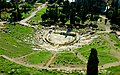 Present-day remains of the Theatre of Dionysus, Athens, Greece - panoramio.jpg