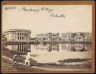 Chanchal Kumar Majumdar - Presidency College, a Francis Frith image
