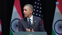 File:President Obama Addresses the People of India.webm