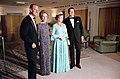 President Ronald Reagan, Nancy Reagan, Queen Elizabeth II, and Prince Philip.jpg