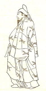Prince Toneri son of emperor Temmu; father of emperor Junnin