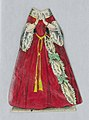 """Print, Jenny Lind Paper Doll Costume, Valentine from the opera """"Die Hugenotten"""" (The Huguenots), ca. 1850 (CH 18392589).jpg"""