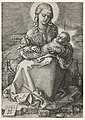 Print, The Virgin and Child in Swaddling Clothes, 1520 (CH 18381979).jpg