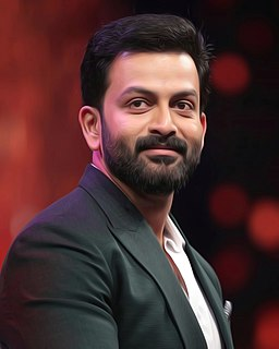 Prithviraj Sukumaran Indian film actor, director and producer