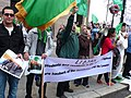 Pro-Gaddafi Libyan Demonstrators in London - geograph.org.uk - 2327774.jpg
