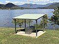 Public barbecues by Lake Moogerah.jpg