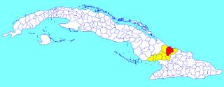 Puerto Padre Municipality in Las Tunas, Cuba