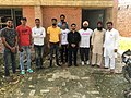 Punjabi Wikipedia and Wikisource Workshop at Sharihn Wala Brar Photo 1.jpg