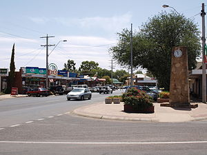 Cobram - Punt Road