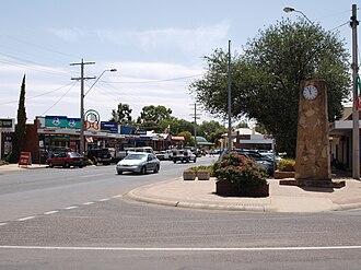 Cobram - Punt Road