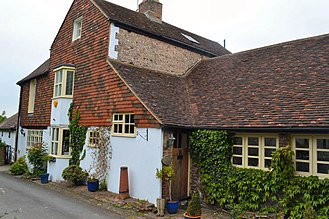Pyecombe hook - The old forge,Pyecombe