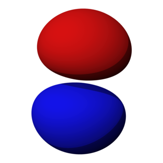 Electron configuration - Image: Pz orbital