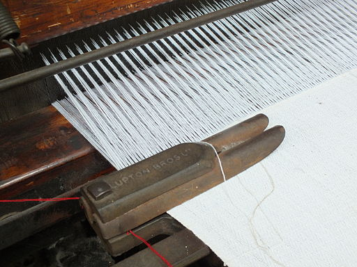 QSMM Butterworth & Dickinson Loom 2681