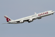 Qatar Airways A340-600 A7-AGB LHR 2014-03-29.png