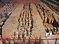 Qin Shihuang Terracotta Army, Pit 1 (9891983414).jpg