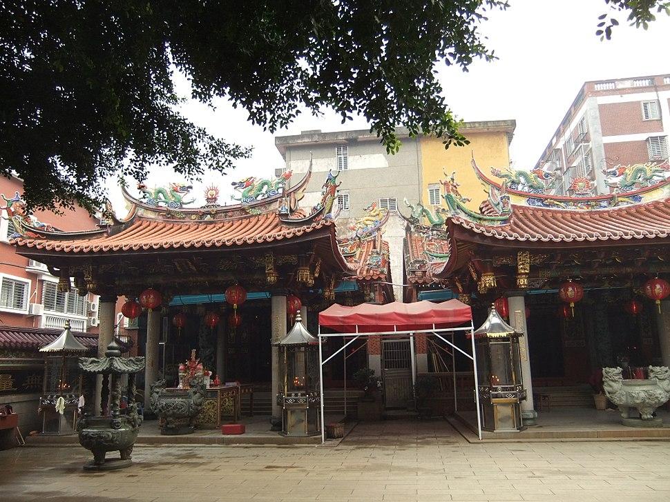 Quanjunxi Linggong - DSCF8614