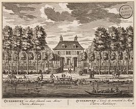 Queekhoven in 1719