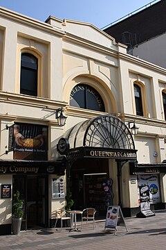 Queen S Arcade Belfast Wikiwand