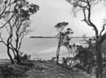 Queensland State Archives 1117 Looking South from Alexandra Headland to Point Cartwright December 1930.png