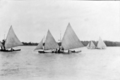 Queensland State Archives 5757 Aukam canoe belonging to Elu Family Saibai Torres Strait Island June 1931.png
