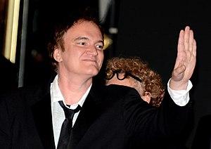 Spiders (album) - Image: Quentin Tarantino Césars 2014 3