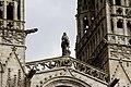 Quimper - Détail de la cathédrale - 012.jpg