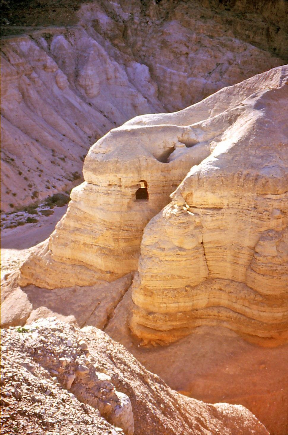 Qumran Hielen