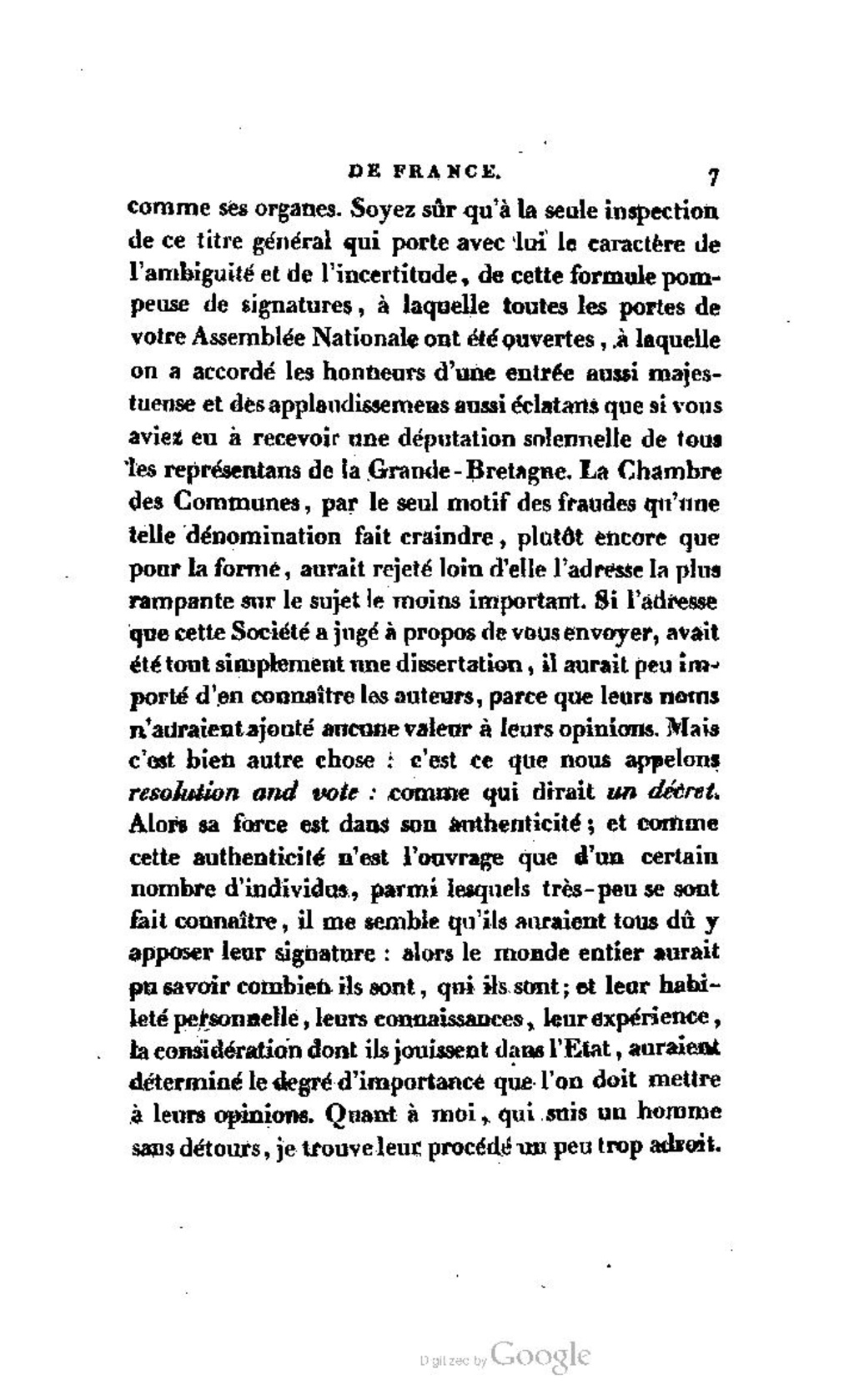 En france pdf detours