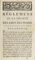 Réglements de la Société des Amis des Noirs, 1788-1789.xcf