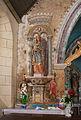Réthoville Église Saint-Martin Nef Autel de la Vierge Marie 2013 09 01.jpg