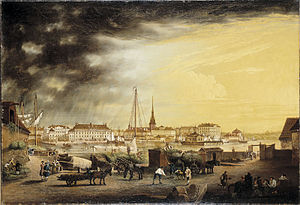 1768 in Sweden - Rödbotorget 1768
