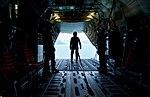 RAAF personnel aboard C-130 Hercules during Red Flag Alaska 15.jpg