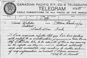 RB Bennett telegram in 1934.jpg
