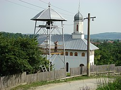 RO GJ Novaci-Romani church 8.jpg
