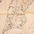 R P Bolton, indicating Native American Paths in Manhattan ,rendered 1922.jpg