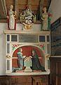 Racton chancel, C16 monument.jpg