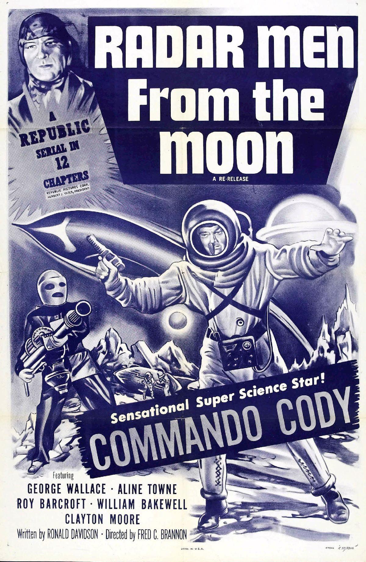Radar Men From The Moon Wikipedia