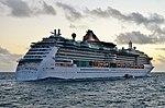 Radiance of the Seas, Fremantle, 2015 (09).JPG
