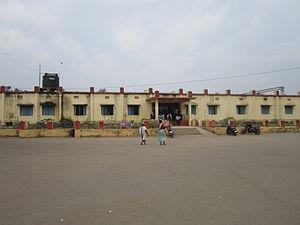 Ichchapuram - Ichchapuram railway station