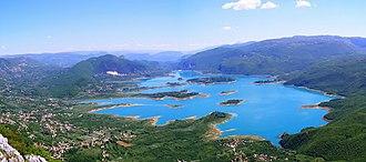 Herzegovina-Neretva Canton - Rama lake