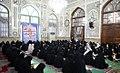 Ramadan 1439 AH, Qur'an reading at Imamzadeh Abdullah Shrine, Gorgan - 20 May 2018 07.jpg
