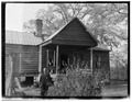 Ramsey House, Wedgefield, Sumter County, SC HABS SC,43- ,3-1.tif