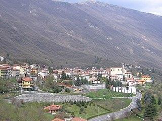 Ranzanico Comune in Lombardy, Italy